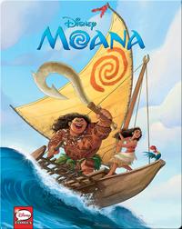 Disney Princesses: Moana