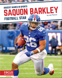 Saquon Barkley: Football Star