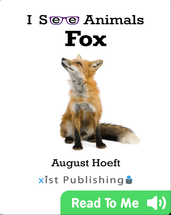 I See Animals: Fox
