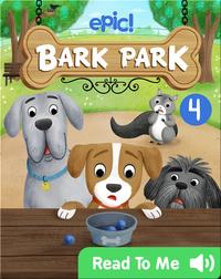 Bark Park: The Missing Blueberries