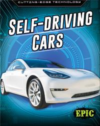 Cutting-Edge Technology: Self-Driving Cars