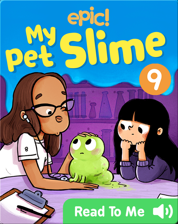 My Pet Slime Book 9: Saving Cosmo