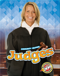 Community Helpers: Judges