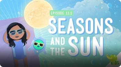 Crash Course Kids: Seasons and the Sun