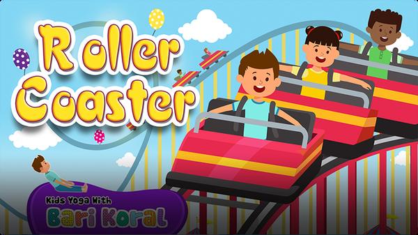 Yogapalooza: Rollercoaster