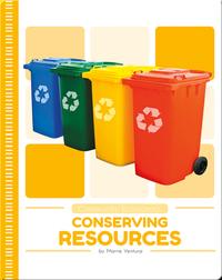 Community Economics: Conserving Resources