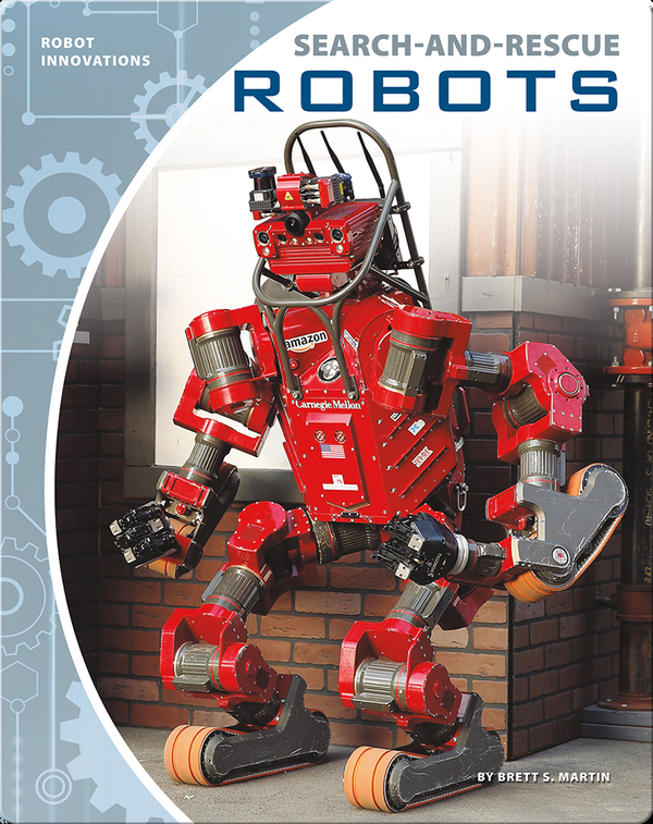 Robot Innovations: Search-and-Rescue Robots