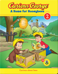 Curious George: A Home for Honeybees