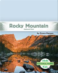 National Parks: Rocky Mountain National Park