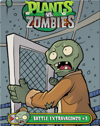 Plants vs Zombies: Battle Extravagonzo 3