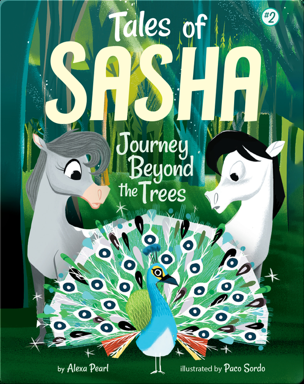 Tales of Sasha 2: Journey Beyond the Trees