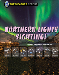 Northern Lights Sighting!