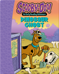 Scooby-Doo and the Dinosaur Ghost