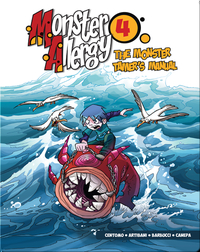 Monster Allergy Vol. 4: The Monster Tamer's Manual