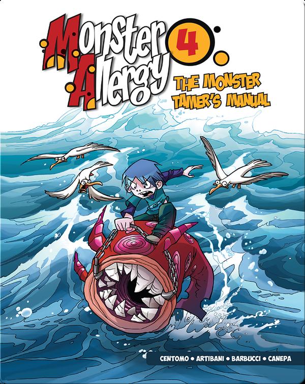 Monster Allergy Vol. 4: The Monster Tamer's Manual