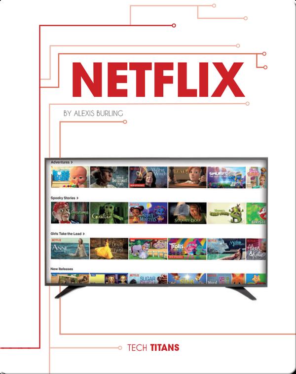Tech Titans: Netflix