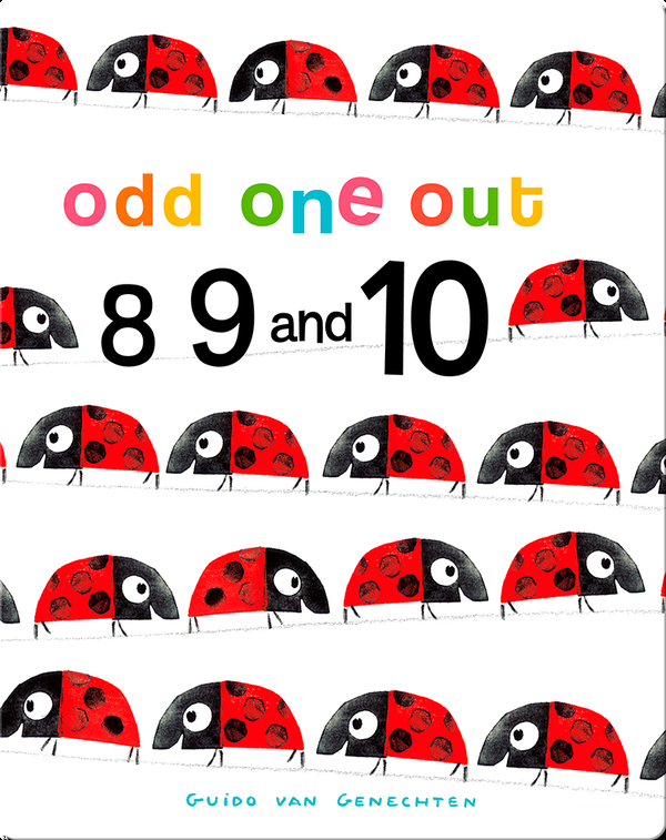 Odd One Out: 8 9 and 10