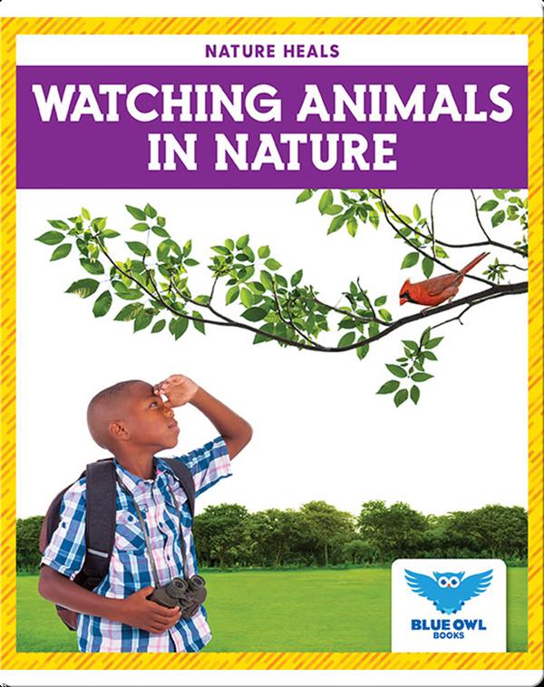 Nature Heals: Watching Animals in Nature