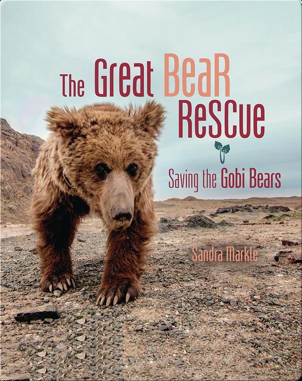 The Great Bear Rescue: Saving the Gobi Bears