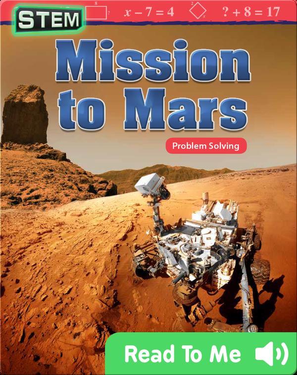 STEM: Mission to Mars: Problem Solving