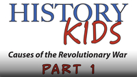 Revolutionary War Part 1: The Boston Tea Party