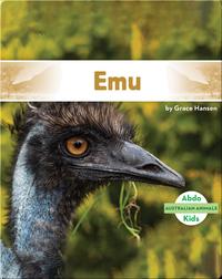 Australian Animals: Emu