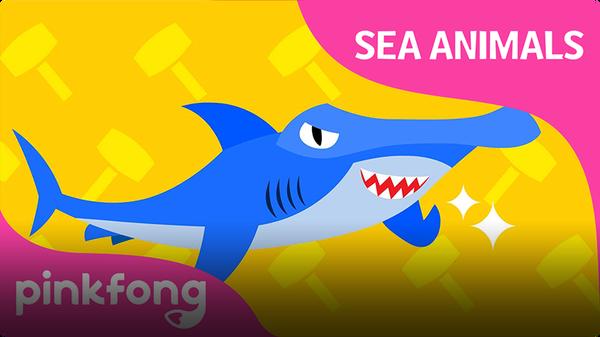 Pinkfong Sea Animal Songs: Move Like Sea Animals