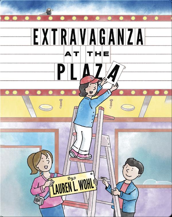Raccoon River Kids: Extravaganza at the Plaza