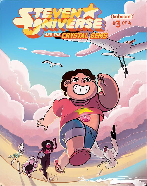 Steven Universe & The Crystal Gems No. 3