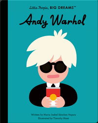 Little People, BIG DREAMS: Andy Warhol