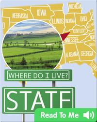 Where Do I Live?: State