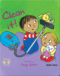Helping Hands: Clean It!