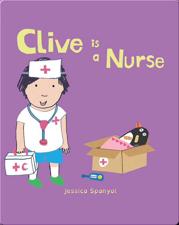 Clive's Jobs: Clive is a Nurse
