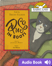 We All Have Tales: Puss in Boots