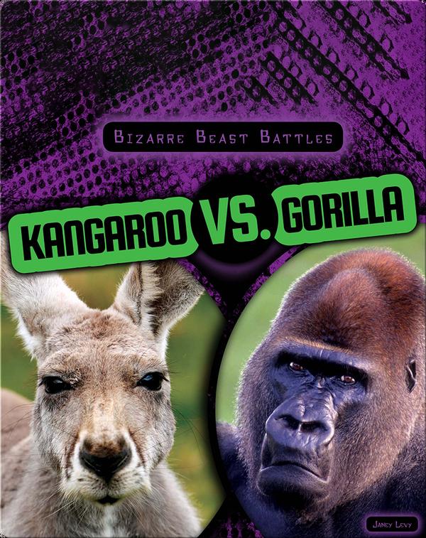 Bizarre Beast Battles: Kangaroo vs. Gorilla