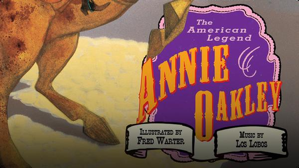 American Heroes & Legends: Annie Oakley