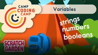 Camp Coding Camp: Variables