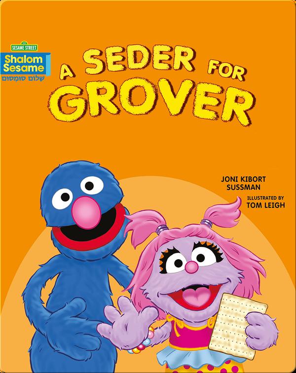 Shalom Sesame: A Seder for Grover