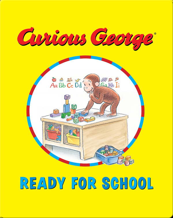Curious George: Ready for School