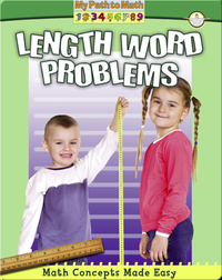 Length Word Problems (My Path to Math)