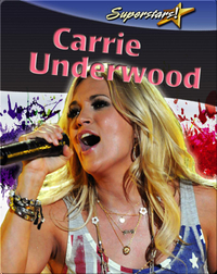 Carrie Underwood (Superstars!)