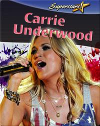 Carrie Underwood (Superstars!)