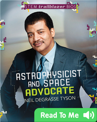 Astrophysicist and Space Advocate