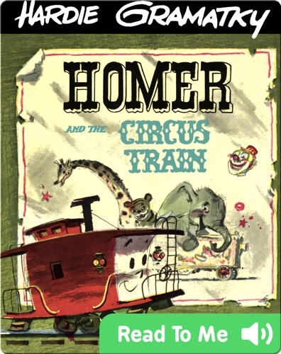 Homer And The Circus Train