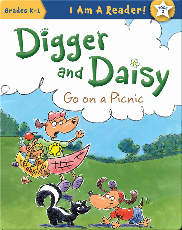 Digger And Daisy Go On A Picnic PDF Free Download