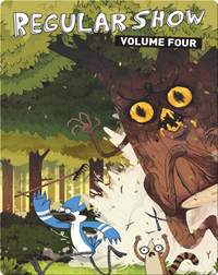 Regular Show Vol. #4