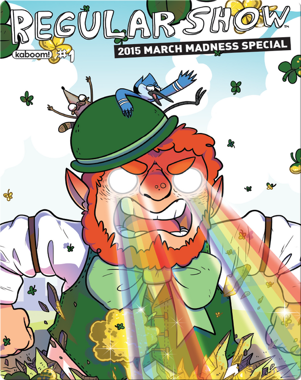 Regular Show 2015 March Madness Special #1