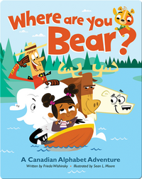 Where Are You, Bear?
