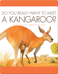 Do You Really Want To Meet A Kangaroo?