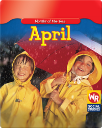 Months of the Year: April